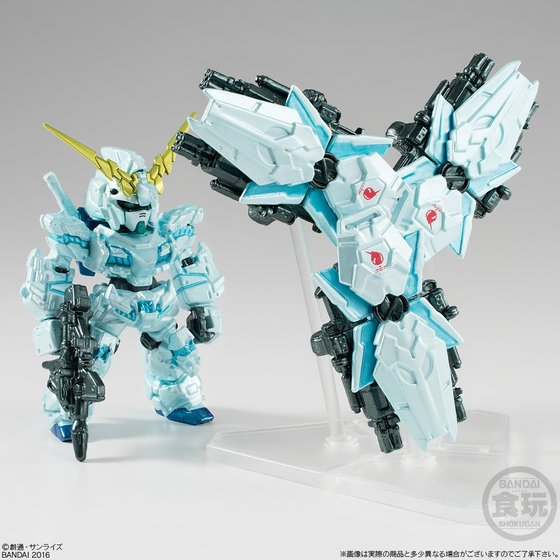 GUNDAM GUY: FW Gundam Converge UC0096 Final Battle Set