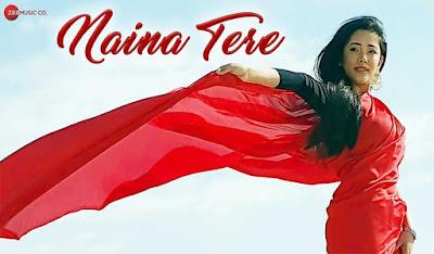 Naina Tere Kajrare Lyrics | Alok Desai | Angshu Pradhan |Saurabh Shukla|