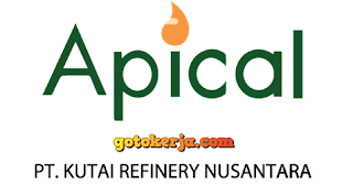Loker PT Kutai Refinery Nusntara (Apical group