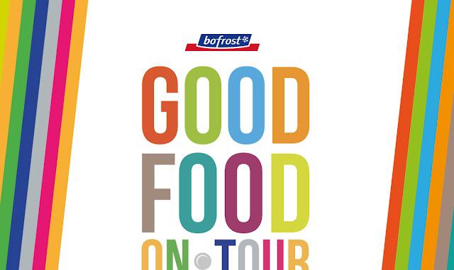 GOOD FOOD ON TOUR: tutti i colori del buon cibo, a Milano.