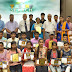 मंगलायतन विवि ने टेलेंट सर्च कॉन्टेस्ट के विजेताओ को किया सम्मानित