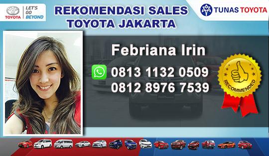 Tunas Toyota Pecenongan Jakarta