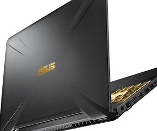 ASUS TUF Gaming FX505DD, Laptop Gaming Ryzen Tak Sampai Rp 11 Juta