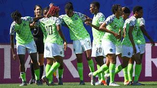 nigeria super falcon