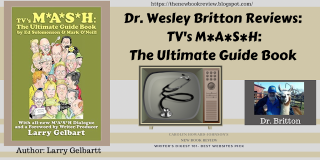 """Reviewer Dr. Wesley Britton Urges """"Mash"""" Fans to Partake in """"Chunks and Bites"""