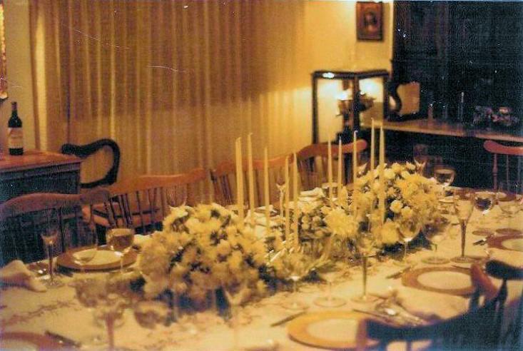 Robert Earl Burton's Fellowship of Friends Meissen Room in 1978