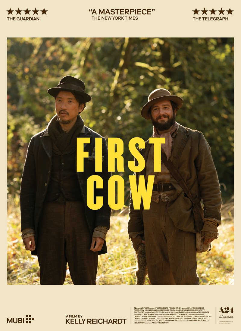 first cow uk poster