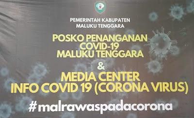 Media centre Covid-19 Maluku Tenggara