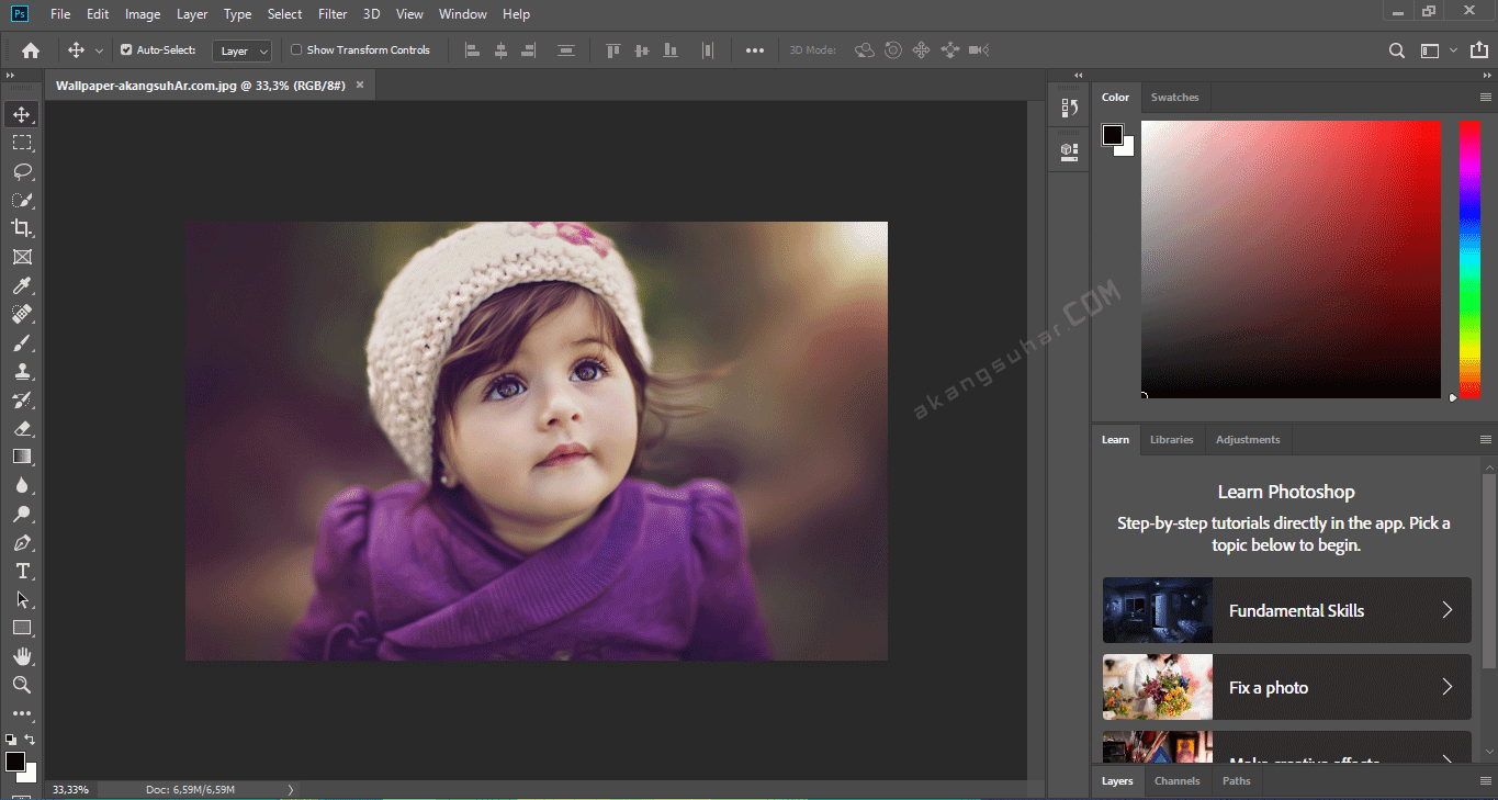 Gratis Download Adobe Photoshop CC 2019 Full Crack Terbaru