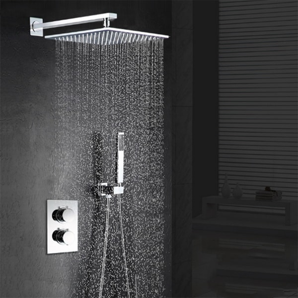 Different Types Of Modern Showers And Characteristics 2