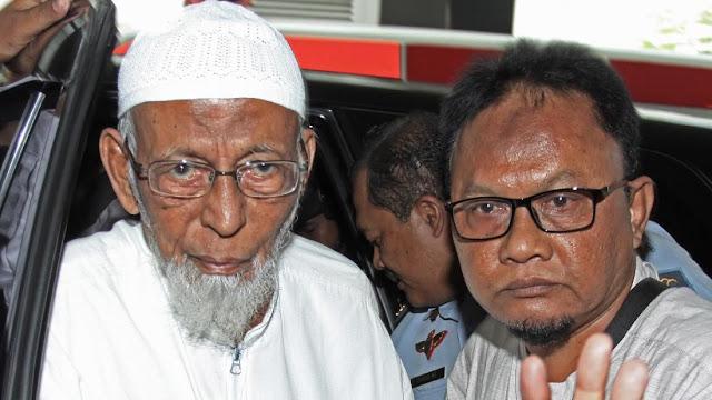 TPM Pegang Teguh Janji Jokowi Bebaskan Ba'asyir Pekan Ini