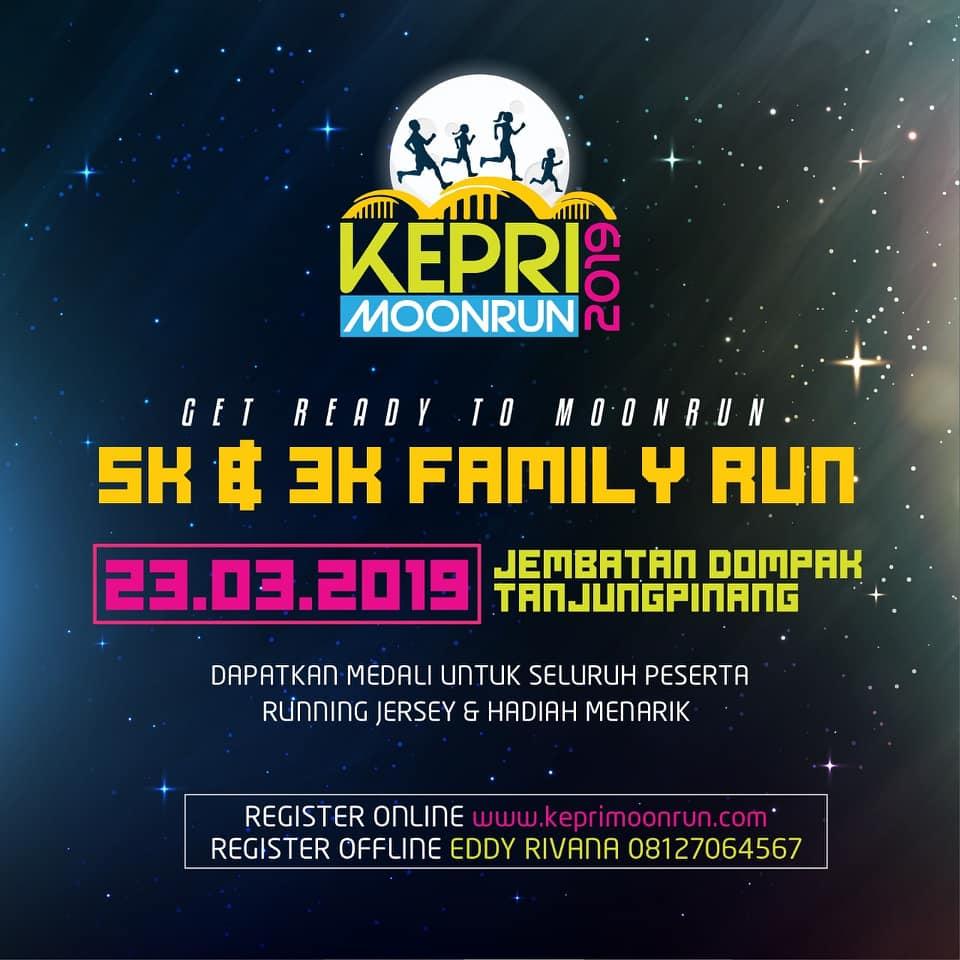 Kepri Moon Run • 2019