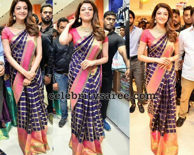 Kajal Agarwal at Chennai Shopping Mall