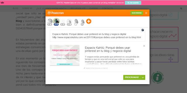 Como generar tráfico a tu blog desde las redes sociales