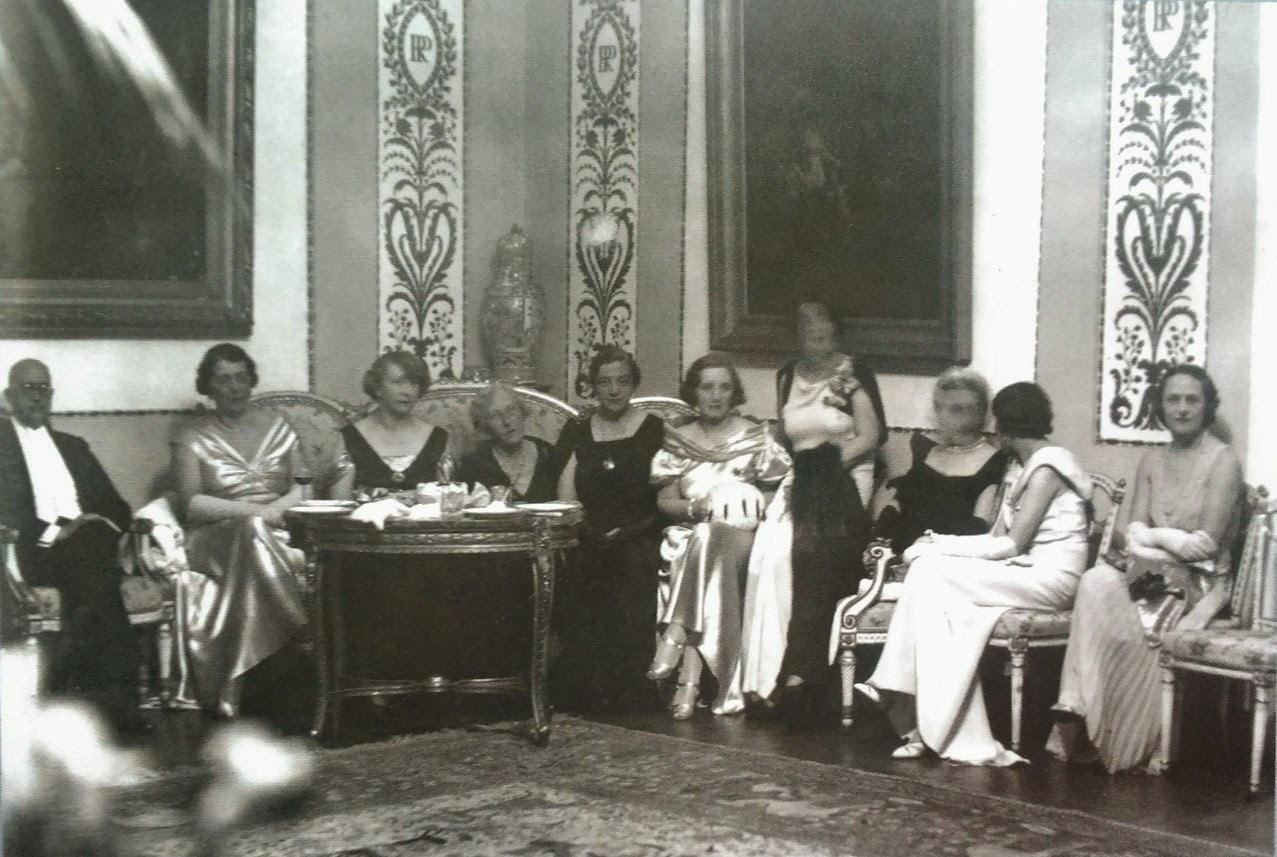 """Bal """"Rodziny Urzędniczej"""" w Warszawie, 1937 r."""