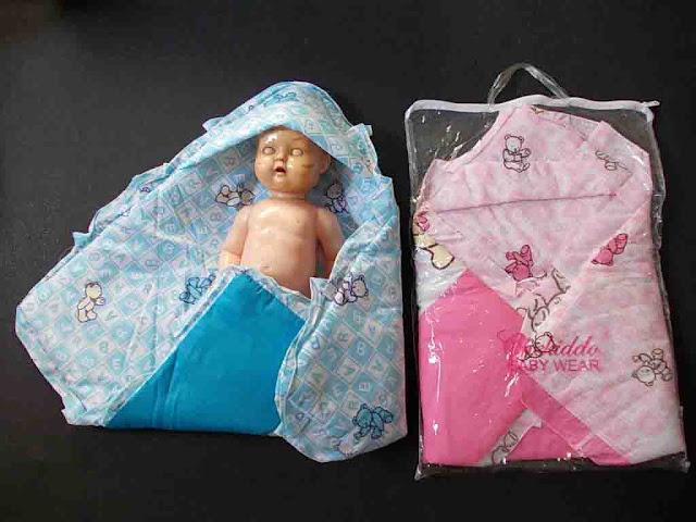 perlengkapan bayi baru lahir terlengkap
