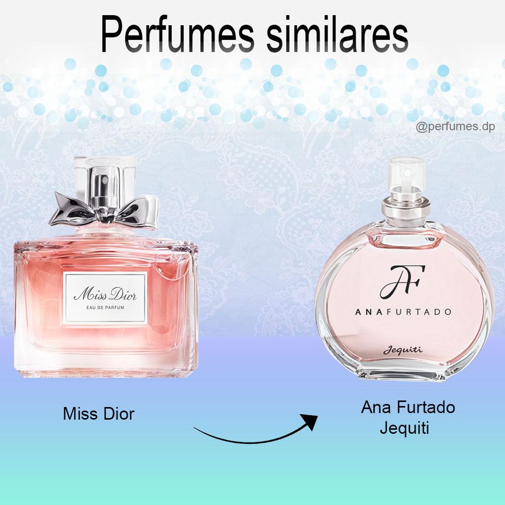 Perfumes que se parecem