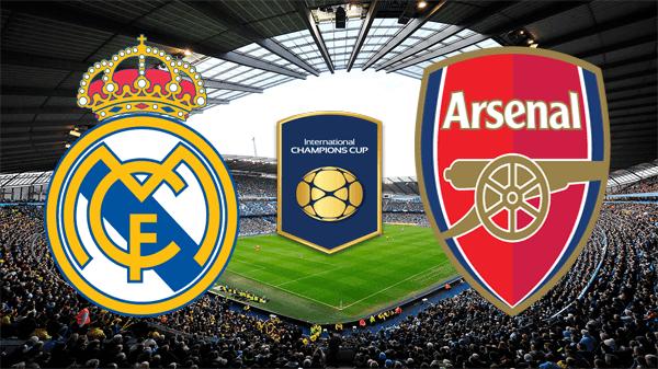 مشاهدة مباراة ريال مدريد وآرسنال بث مباشر يلا شوت اليوم 24-07-2019 في الكأس الدولية للأبطال