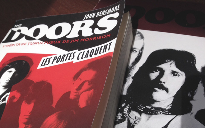 john densmore the doors les portes claquent