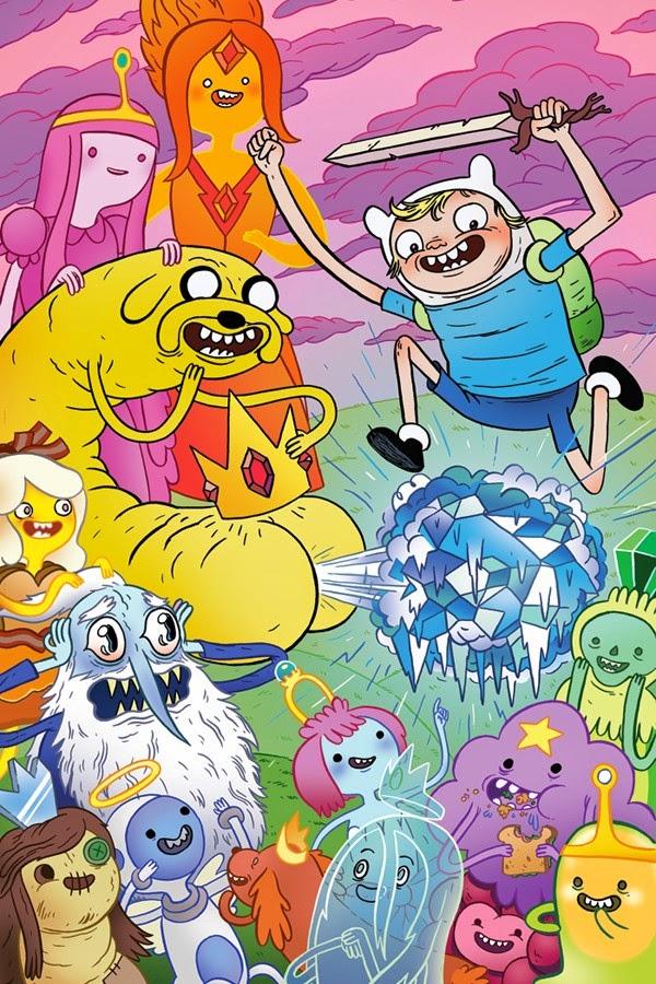 Adventure Time- Adventure Time