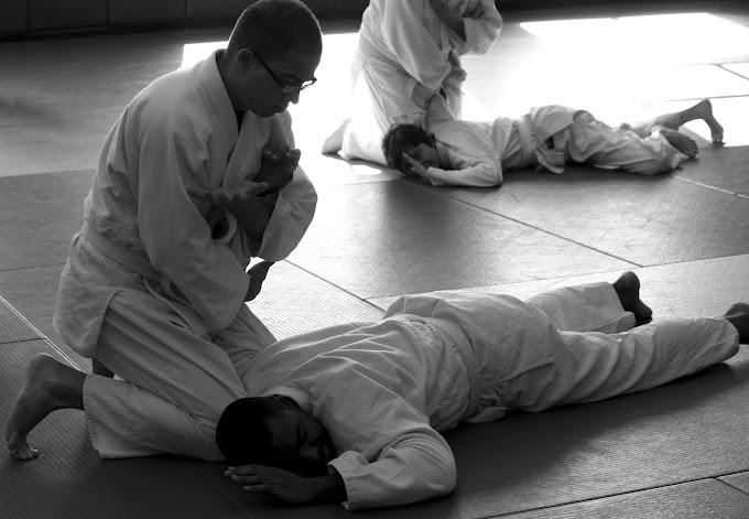 Las artes marciales como camino - FILOSOFÍA