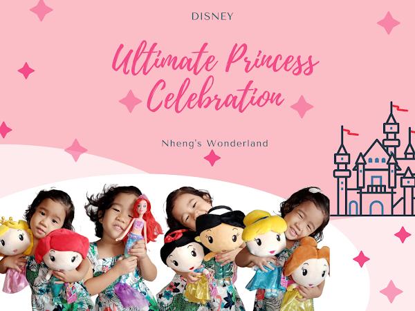Disney Ultimate Princess Celebration on Shopee!