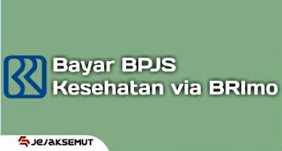 Cara Bayar BPJS di BRImo