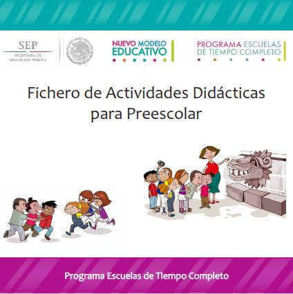 Fichero de Actividades Didácticas para Preescolar