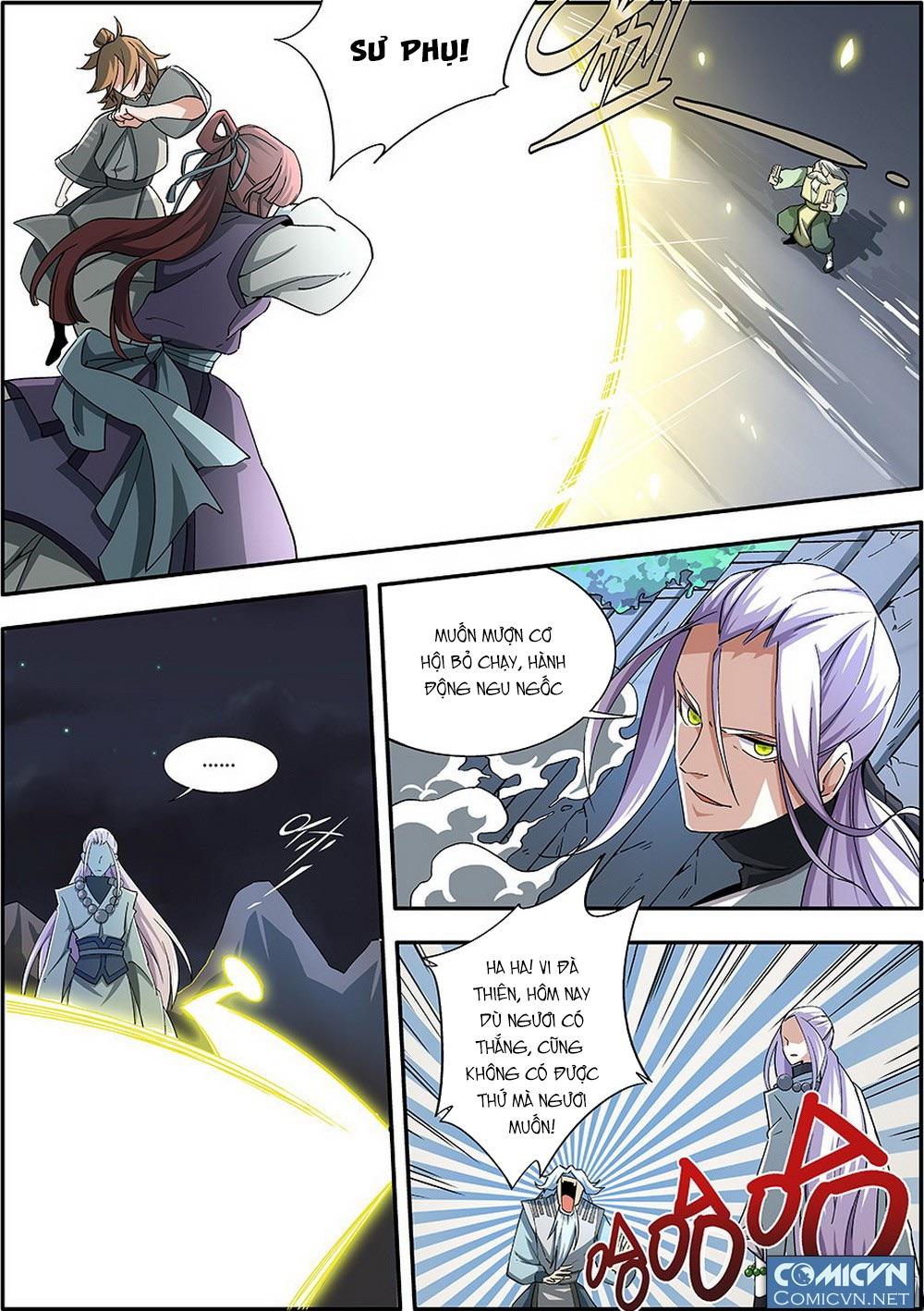 Tiên Kiếp Chí - Chapter 2 - Pic 10