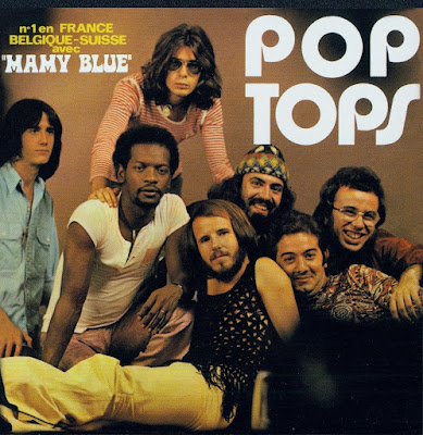 Pop Tops - Mamy Blue  (1971)