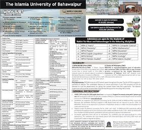 IUB Postgraduate MBA/Phil/MS/MSc(Hons) & PhD Admissions Spring-2021