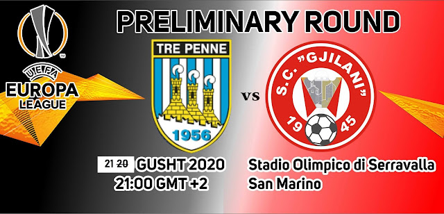 UEFA: Την Παρασκευή  (21/8) ο αναβληθείς αγώνας Tre Penne - Gjilani