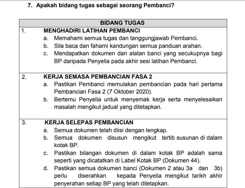 permohonan jawatan kosong penyelia dan pembanci 2020