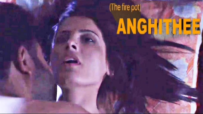 Ritu Rajput sexy scene - Angeethi (2021) HD 720p