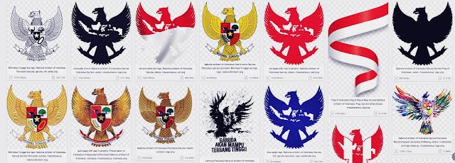 Download Logo Garuda Keren Mentahan