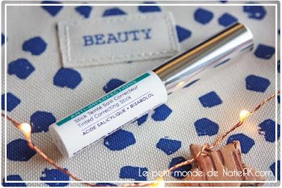 Soin correcteur : Stick teinté anti-imperfections de Dr Pierre Ricaud
