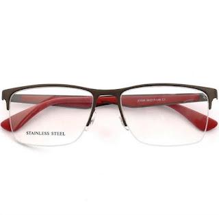 Browline Glasses S7006