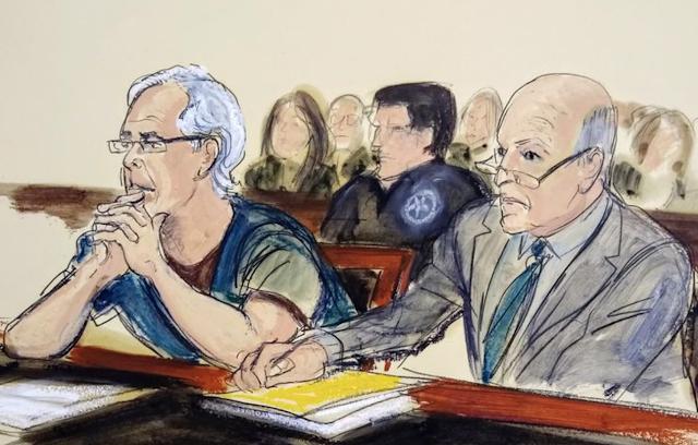 Jeffrey Epstein had fake passport, piles of cash and diamonds in home: prosecutors