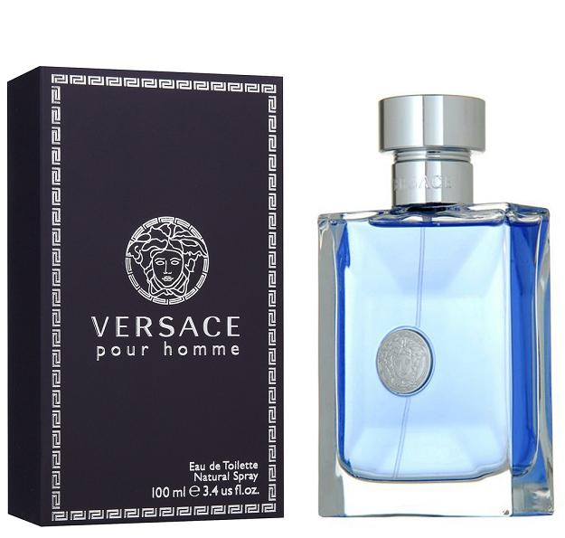 Тоалетна вода за мъже Versace Pour Homme 100мл