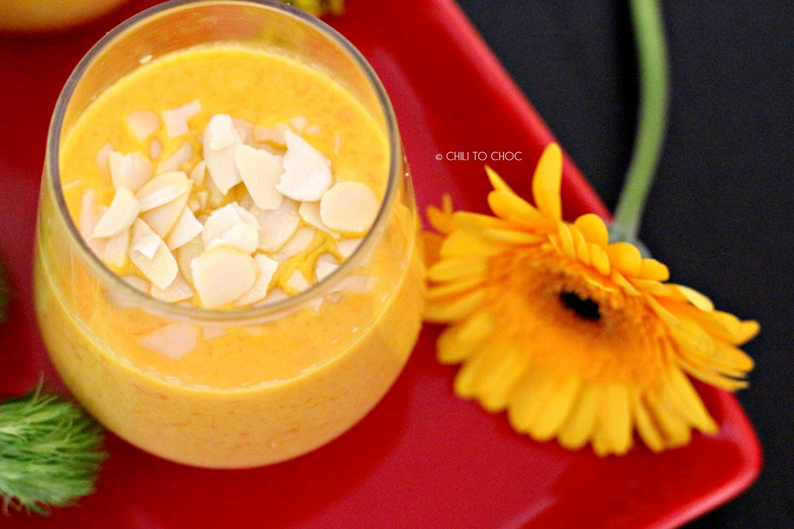 Gajar ki Kheer (Carrot Pudding)