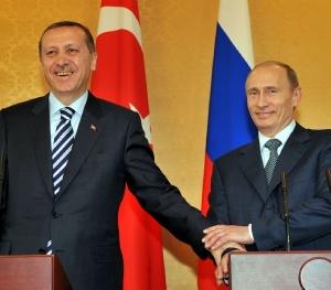Erdogan en Russie pour évoquer le conflit syrien avec Poutine