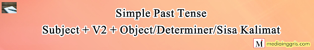 What is simple past tense?