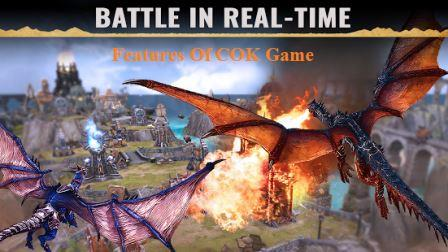 Clash of kings for pc windows xp/7/8 laptop & computer download.