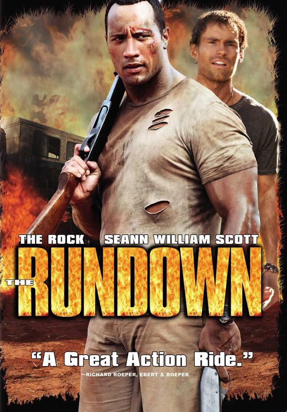 The Rundown - Witajcie w Dżungli - 2003
