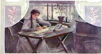 Pismo-Tatjany-Hudozhnik-E-Samokish-Sudkovskaja