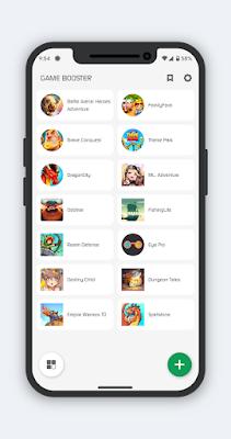 تحميل تطبيق game booster play games faster and smoother pro