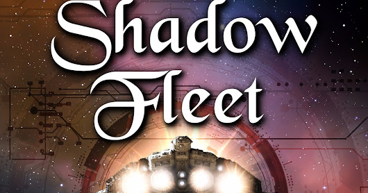 Shadow Fleet (Rimrider Adventures Book 4) is available for presale