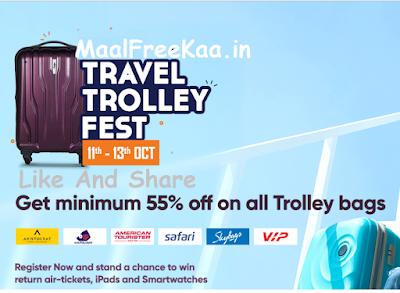 Travel Trolley Fest