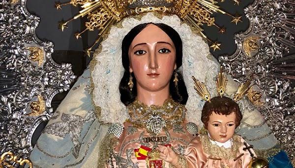 Guía de las procesiones del 8 de septiembre en la provincia de Sevilla