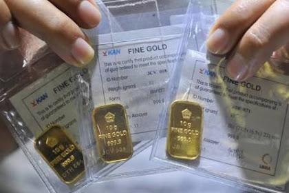 Cara Mudah Menabung Emas Tanpa Modal Besar
